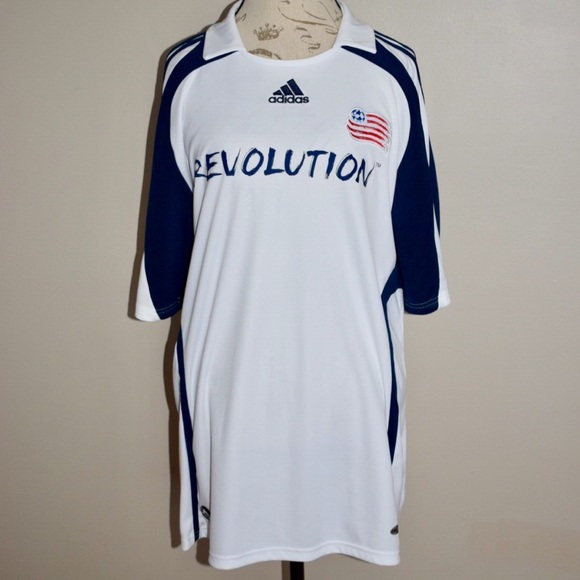 check out c364d 2743a New England Revolution Jersey